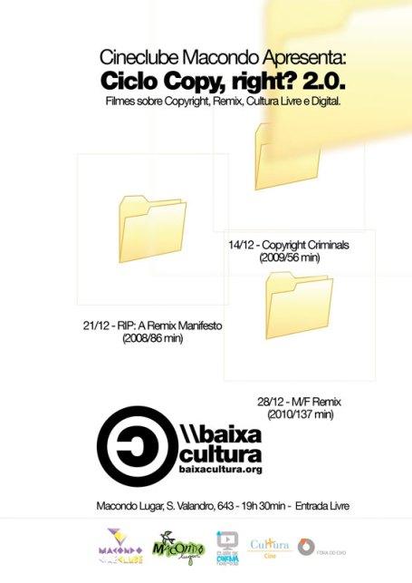 Cartaz do Ciclo, by Calixto Bento